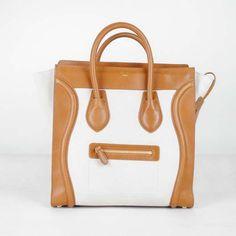 celine handbags on sale - Celine Luggage Bags Leather Sand Boston CELINE bag grin is often a ...