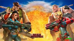 Blitz Brigade (Gameloft) Multiplayer FPS shooter online Android ios & wi...