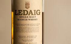 Single malt whisky from Mull Ledaig by DamianKane.deviantart.com on @deviantART