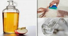 18 trucuri de folosire a oţetului de mere pentru curăţarea tuturor încăperilor locuinţei