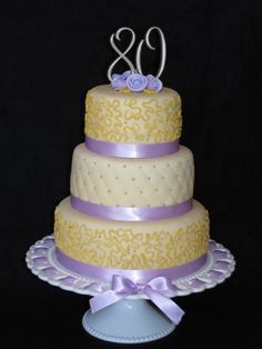 Elegant Birthday Cakes For Women | ve got to say this cake has turned out to be one of my favorites ...