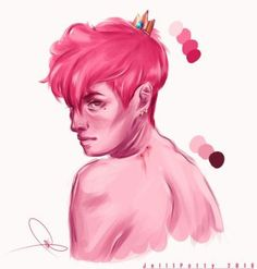 Prince Gumball by Jell1Patty
