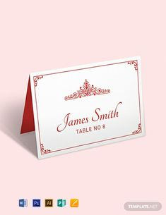 Instantly Download Free Vintage Wedding Place Card Template, Sample & Example in Microsoft Word (DOC), Adobe Photoshop (PSD), Adobe InDesign (INDD & IDML), Apple Pages, Adobe Illustrator (AI), Microsoft Publisher Format. Available in 2.25x3.5 inches + Bleed. Quickly Customize. Easily Editable & Printable.