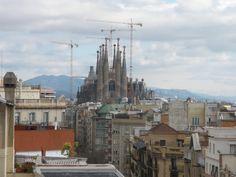 Барселона. Заметки туриста. Часть 1 — Еда.