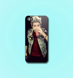 One Direction Niall Horan  Print on hard plastic by PureCaseDesign, $14.00