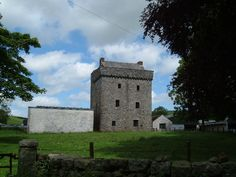 Drumcoltran Tower by Alison Stamp - near to Kirkgunzeon, Dumfries And Galloway, Great Britain