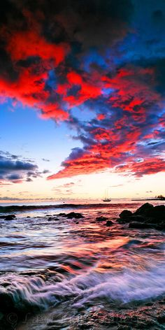 CJ Kale Sunset And Rise - lava-light-galleries