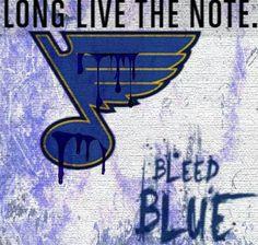 St. Louis Blues :)