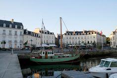 Rutas Mar & Mon: Viaje en coche por Francia, Castillos del Loira, Bretaña y Normandía (1ª Parte) #Vannes
