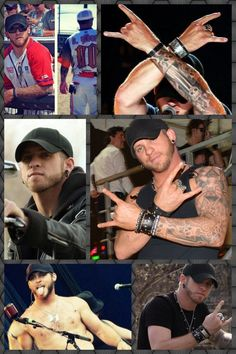 Brantley Gilbert...yes please! Can't wait for his concert Tminus 3 days!