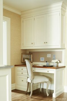 Heidi Piron Design and Cabinetry - Work Space - 2