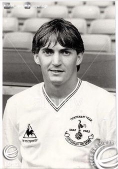 Spurs On This Day: 1982 - Gary Mabbutt makes his League debut and scores his first goal for the club. #THFC