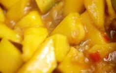Como fazer chutney de manga com açúcar mascavo: receita da Bela Gil - Bela Cozinha - GNT