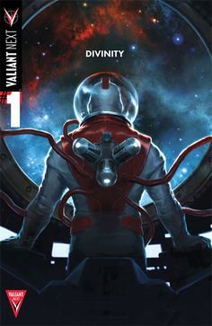 best-valiant-comics divinity