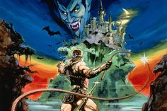 Castelvania Animated series coming to netflix http://engt.co/2kvmYk1