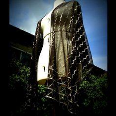 Assuit Art Deco Shawl Antique 1920s