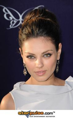 Mila kunis hair updo google search famosos pinterest mila mila kuniss best hair styles mila looks stunning weve analyzed her hairstyles over the past years and heres what we found out pmusecretfo Image collections