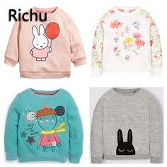 girls sweatshirt kids t shirt hoodies for girls toddler fox baby sweatshirts hoody child christmas little pony products 6yrs //Price: $22.83 //     ##babyfashion