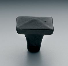 RH's Dakota Square Knob:Our high-quality hardware is available in a range of distinctive designs.