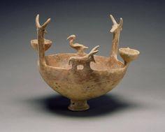 Церемониальная чаша. Кипр. 2000 года до н.э. - Ceremonial bowl. Cyprus. 2000 BC