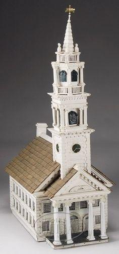 miniature churches - Google Search