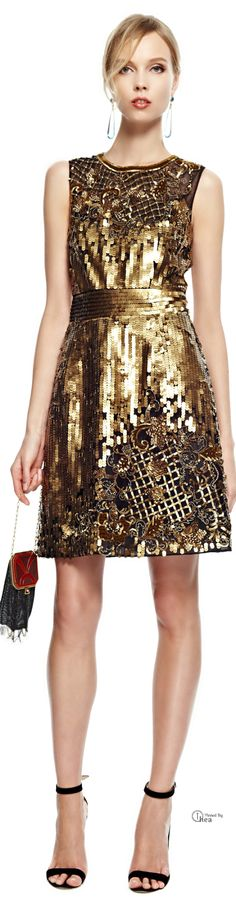 Miss Millionairess: Alberta Ferretti this would look awesome with a pair of black flats!