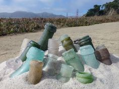 Sea Glass Hunting | My current hobbies: San Francisco, Sea Glass Hunting, ... | Sea Glass