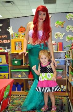 Our Mermaid Princess and her friends can even visit your daughter at school :-) Call us today 561-396-3644 www.afairytalecometrue.com princess party Boca Raton princess party Palm Beach