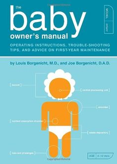 The Baby Owner's Manual - Gifts for New Dads