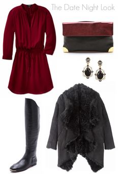HOW TO STYLE OVER THE KNEE BOOTS @ARITZIA @Rachel Roy @Shopbop @Rebecca Minkoff @NET-A-PORTER.COM