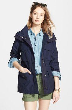 Purchase Madewell Fieldwalk Hooded Jacket