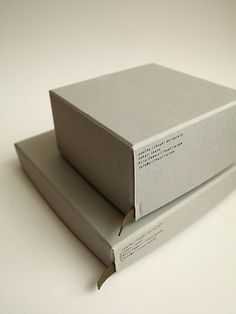 Hush wrapped & packed packages grey minimal search by muzli. Fashion Packaging, Jewelry Packaging, Brand Packaging, Box Packaging, Envelopes, Paper Bag Design, Carton Box, Minimal, Letterpress Printing