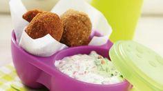 Croquetas de queso crema y pescado | Bienmesabe