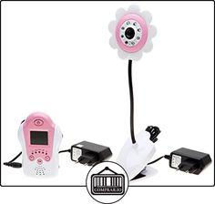 BABY MONITOR FIORE ROSA VISIONE NOTTURNA USCITA VIDEO  ✿ Vigilabebés - Seguridad ✿ ▬► Ver oferta: http://comprar.io/goto/B006GSNJ1C