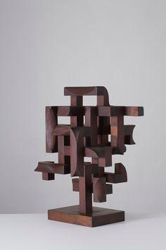 Mario Dal Fabbro; 'Construction #5', 1970.