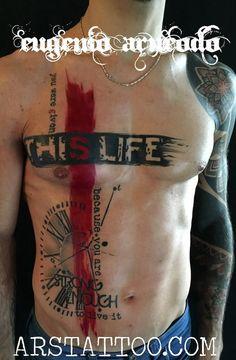 Tattoo avantgarde
