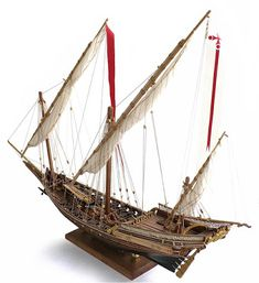 The Great Canadian Model Builders Web Page!: Xebec
