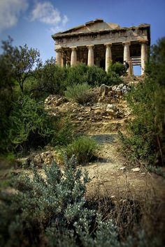 Temple of Hephaistos
