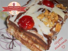 Party Desserts, French Toast, Layer Cakes, Breakfast, Food, Morning Coffee, Essen, Meals, Yemek