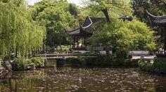 Jardín del administrador humilde, Suzhou, China | Los 18 jardines más hermosos del mundo