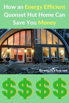 SteelMaster's custom panels are covered in a special coating called Galvalume Plus, which helps protect the steel and makes it more energy efficient. Quonset Hut Homes, Steel Panels, Building Systems, Earthship, Star Rating, Metal Buildings, Save Your Money, Energy Star, During The Summer