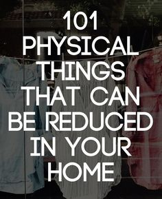 If removing things completely is too difficult a first step, begin by simply reducing the excess things in your home. That step completely removes all risk.