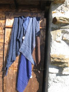 Jeans Scarves Project.