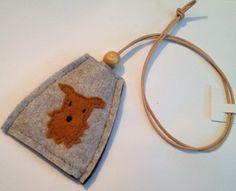 Dog key holder on Etsy, £8.00