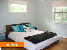 Before & After: Double Your Bedroom Closet Space — Young House Love