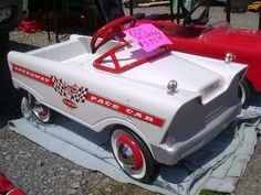1960s Murray Pedal Car