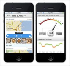 The Eatery Iphone App by Massive Best weight loss app iphone http://weightlossapp.com/