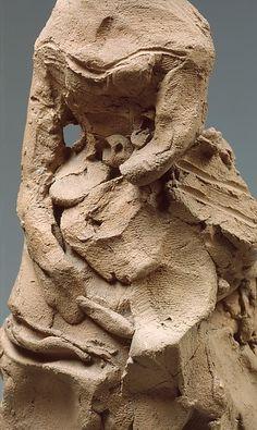 Carpeaux, Jean Baptiste, Paris, Sticker Paper, Terracotta, Lion Sculpture, Statue, Metropolitan Museum, Drawings