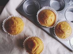 Adapted from Cook's Illustrated. Corn Muffins, Muffin Recipes, Fudge, Faith, Baking, Breakfast, Blog, Morning Coffee, Bakken