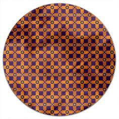 Uneekee The Sun Of Mexico Round Tablecloth (Large), Multi (Polyester, Geometric)